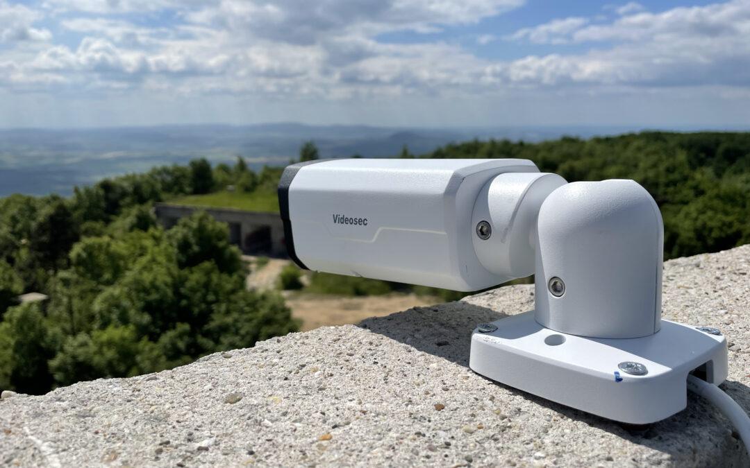 Új kamerák, új szélmérő